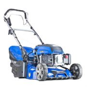 "Hyundai HYM430SPER Self Propelled 17"" 43cm 430mm 139cc Electric Start Petrol Roller Lawn Mower"